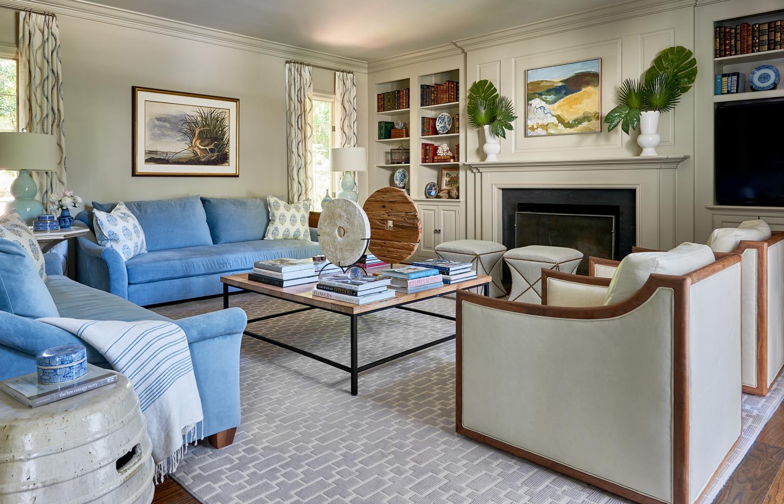 Drummond Drive by Laura Covington Interiors